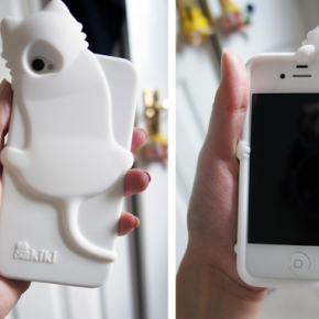 Cute iPhone case alert! Turn away if u cant handle cuteness…
