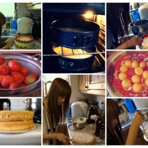 Happy Birthday! Welcome to KAKA's Bakery!HA!