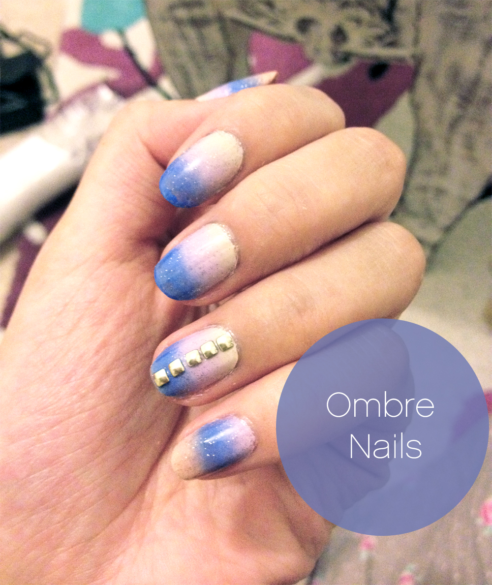 How to Ombre Nails HD Wallpaper