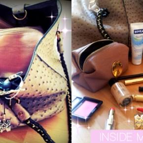 INSIDE MY BAG..