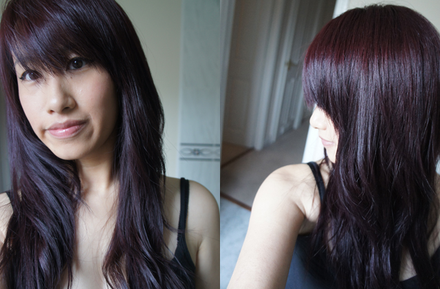 Seeing Red At Home Diy Hair Colouring Kaka Beauty Blog