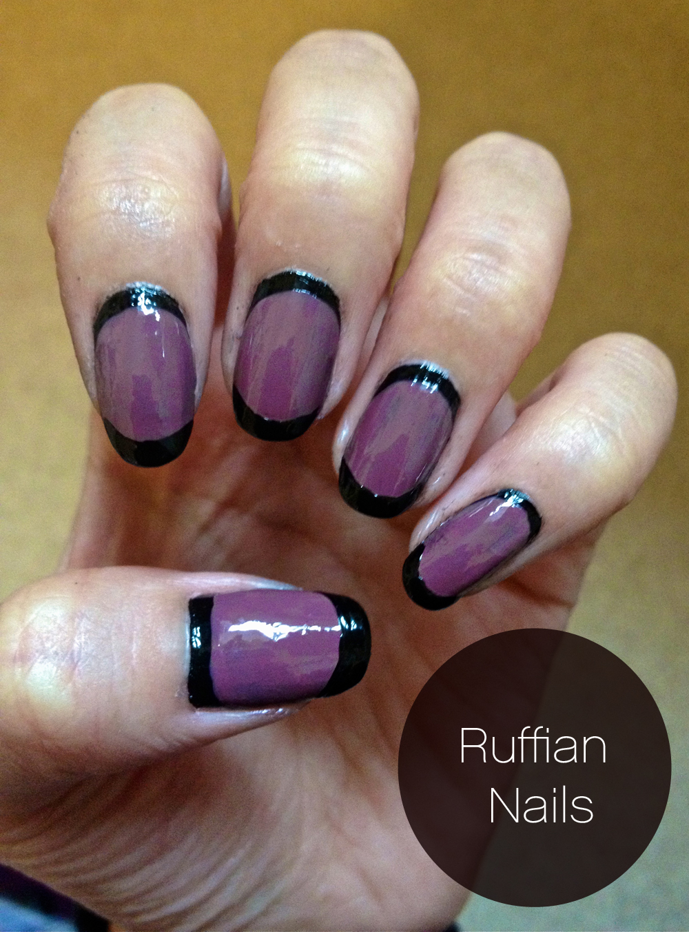 Artsy wednesday ruffian nails kaka beauty blog i prinsesfo Images