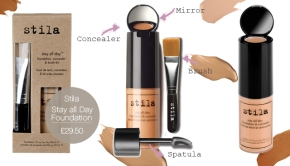 New Stila Stay all Day Foundation