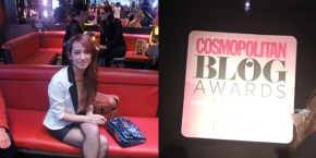 Cosmo Blog Awards High!