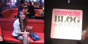 Cosmo Blog AwardsHigh!