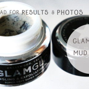 GlamGlow Face Mask Review*