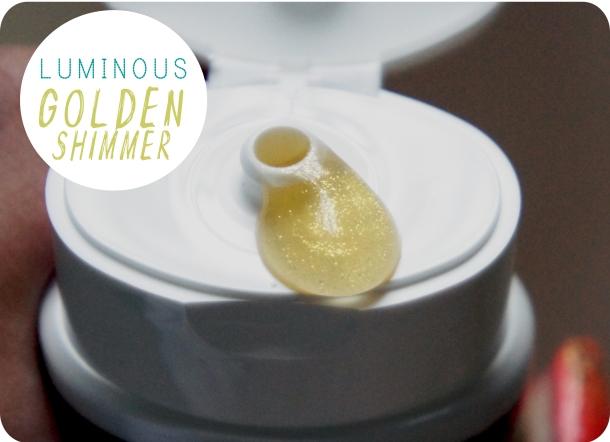 Xen Tan Luminous Gold gel