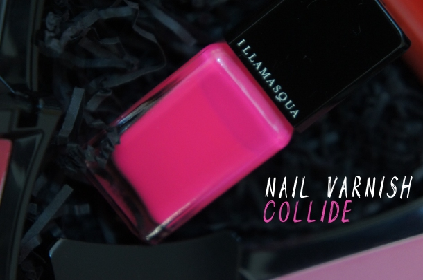 Illamasqua Nail Varnish in Collide