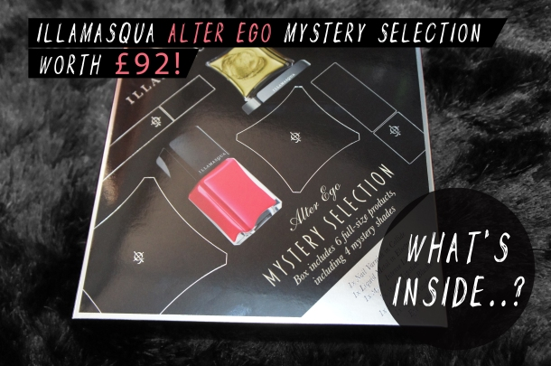 Illamasqua Alter Ego Mystery Selection