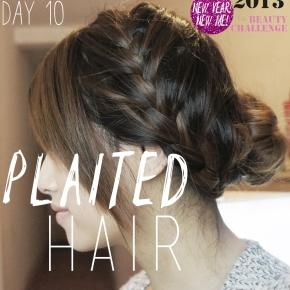 DAY 10 CHALLENGE: PLAITEDHAIR