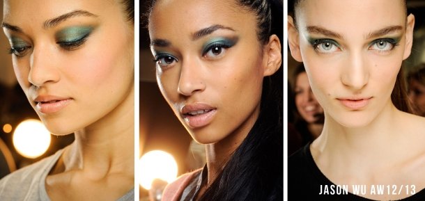 Jason Wu AW12/13 BEAUTY TREND