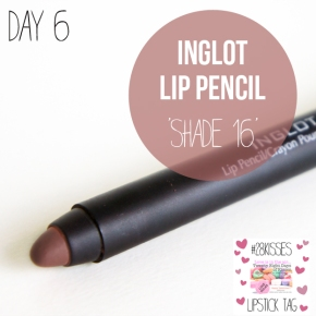 28KISSES LIPSTICK TAG: DAY 6