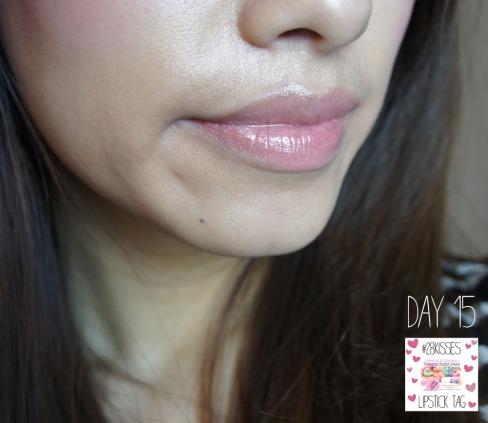 elf super glossy Lip shine spf 15 in goddess