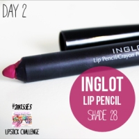 #28KISSES LIPSTICK TAG: DAY 2!