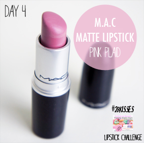 #28KISSES LIPSTICK TAG: DAY 4