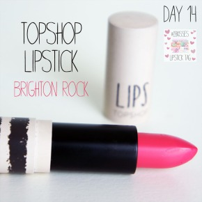 #28KISSES LIPSTICK TAG: DAY 14 HAPPY VALENTINESDAY!