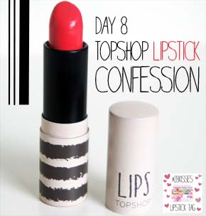 #28KISSES LIPSTICK TAG: DAY 8