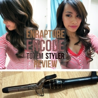 ENRAPTURE ENCODE TOTEM HAIR STYLER REVIEW*