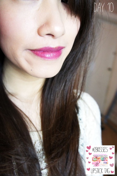 ILLAMASQUA SHEER LIP GLOSS IN TANTRUM