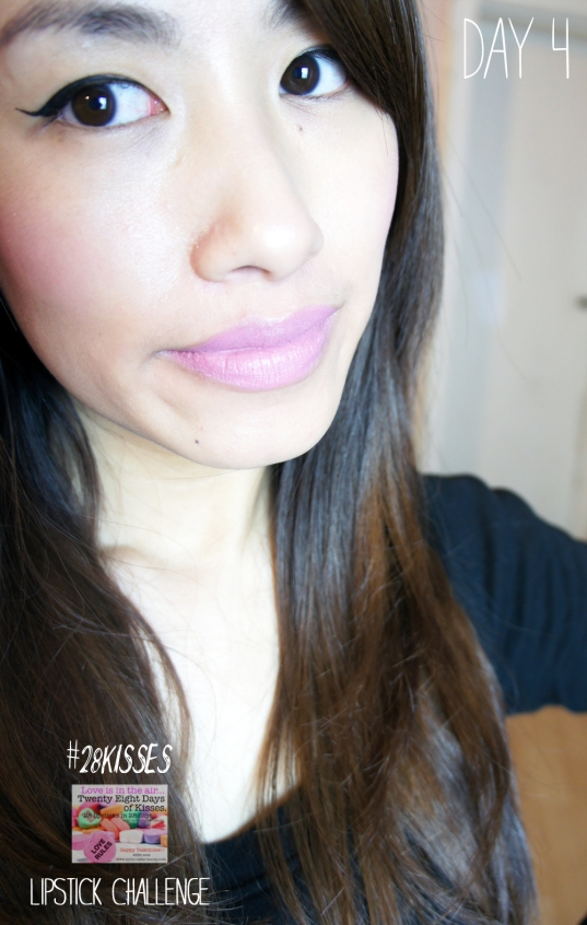 Mac matte lipstick Pink Plaid