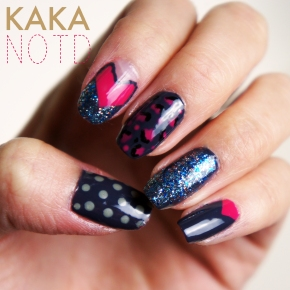 NOTD Feat. Mavala Polishes*