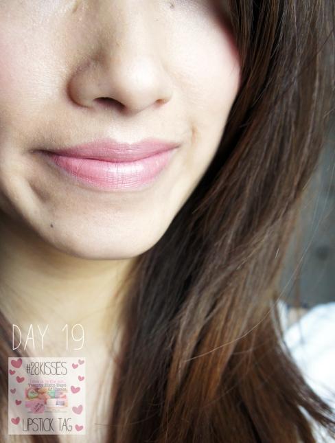 MEMEME Cosmetics Lipstick China Rose
