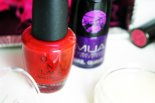 O.P.I. Nail Lacquer in French Bordeaux
