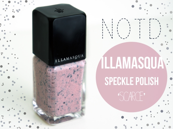 ILLAMASQUA SPECKLE POLISH IN SCARCE