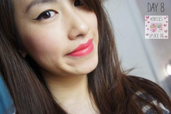 Topshop lipstick in confession