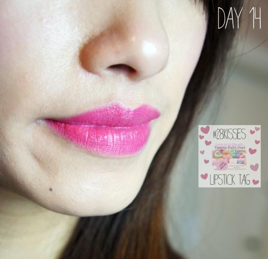 Topshop Lipstick in Brighton Rock