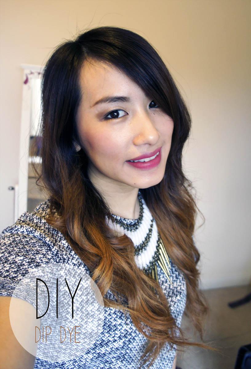 Kaka Ka Tch Up Dip Dye Hair Nails And Lippies Kaka Beauty Blog