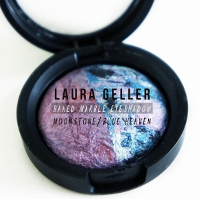 LAURA GELLER MARBLE EYESHADOW REVIEW *