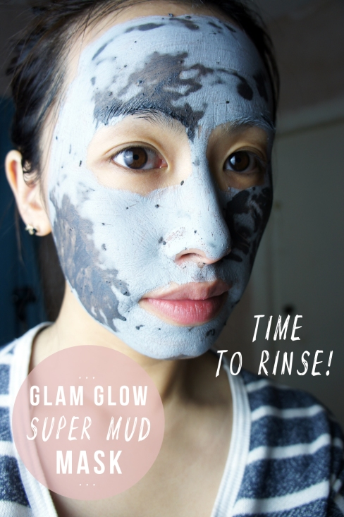 GLAM GLOW SUPERMUD MASK