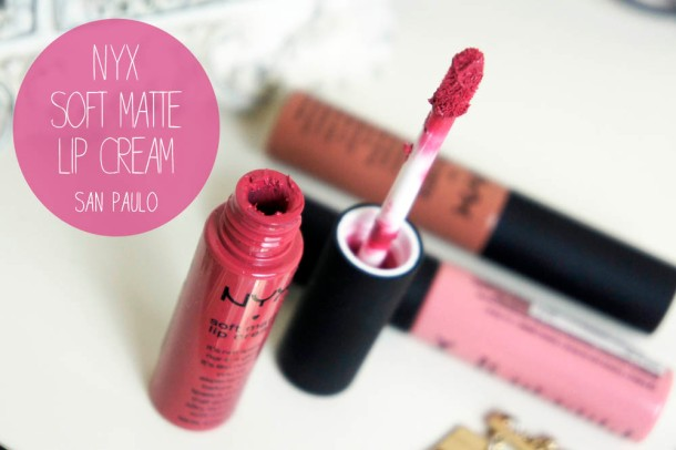 NYX LIP CREAM REVIEW & SWATCHES