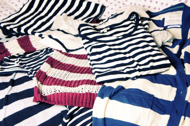 Stripey Clothes