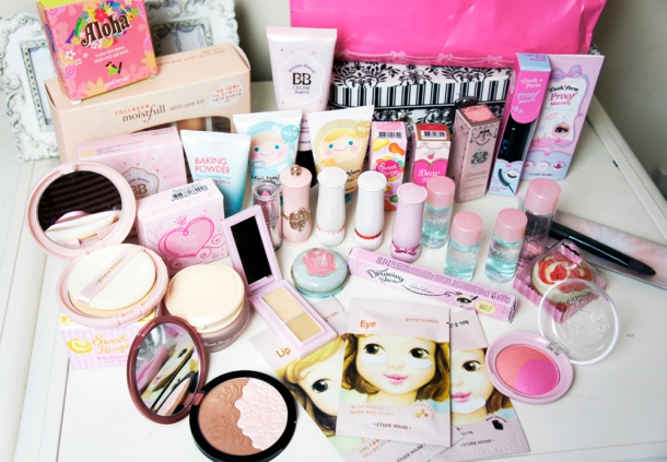 ETUDE HOUSE MAKEUP