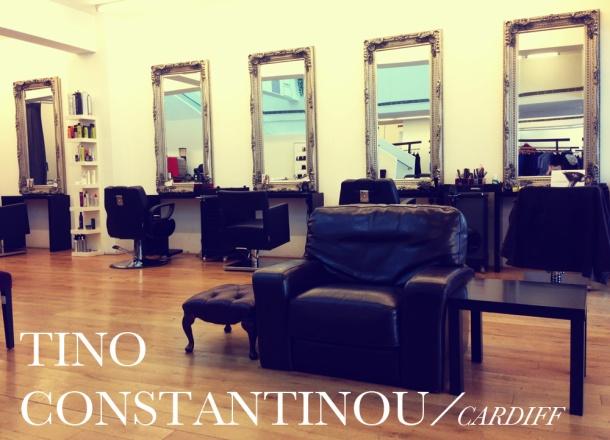 TINO CONSTANTINOU CARDIFF HAIR SALON