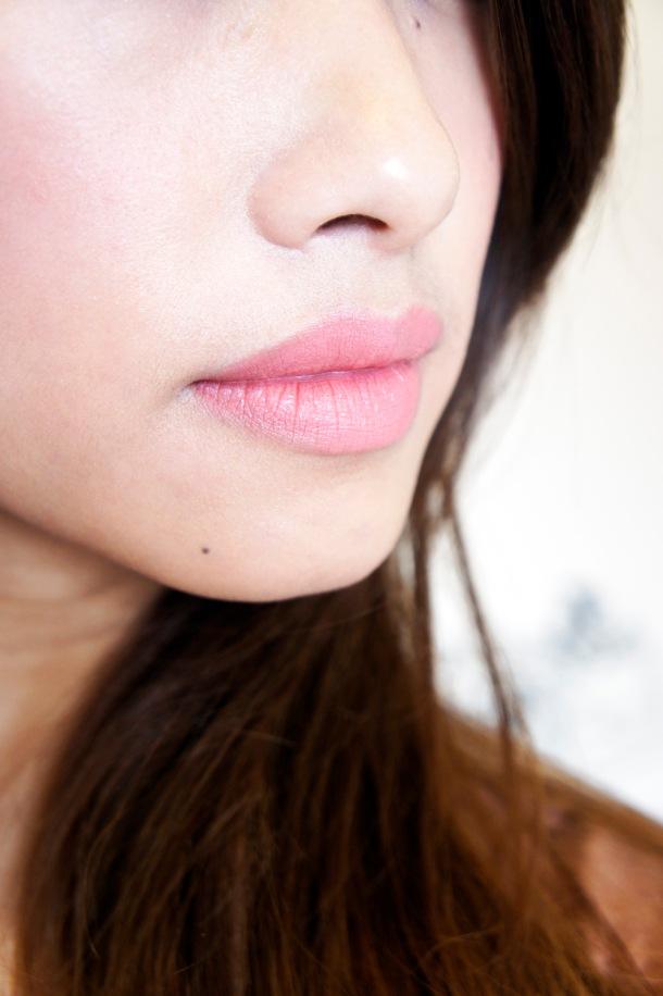 YSL Rouge Volupté Lipstick 13 Peach Passion