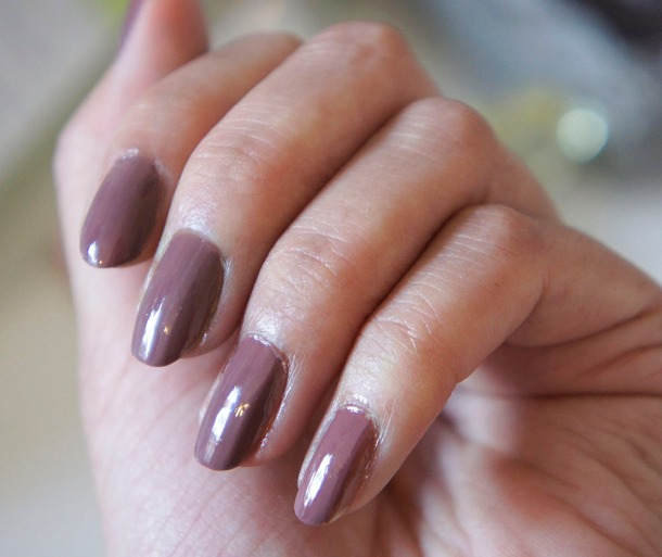 Jacava Nail Polish in Cappuccino Cream