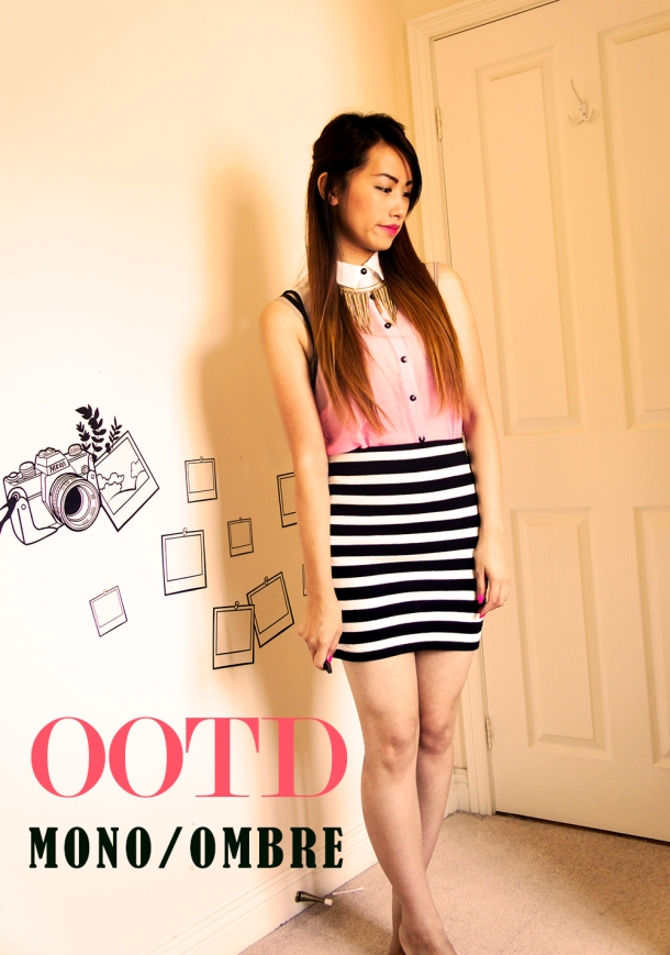OOTD: Summer Outfit of the day. Feat. Forever21, Vera moda