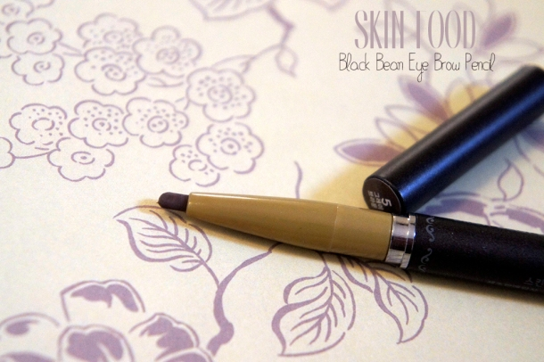 [Skin Food] Black Bean Eyebrow Pencil review