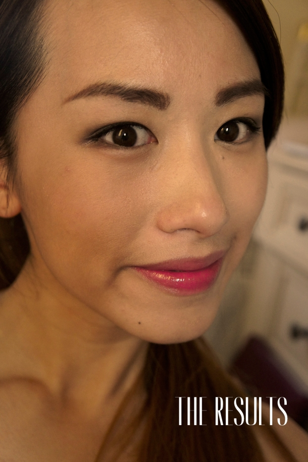[Skin Food] Black Bean Eyebrow Pencil review results