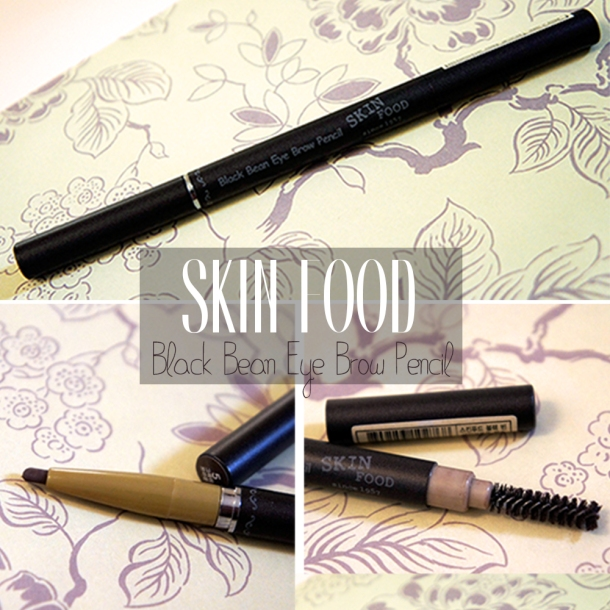 SKIN FOOD BLACK BEAN EYE BROW PENCIL REVIEW