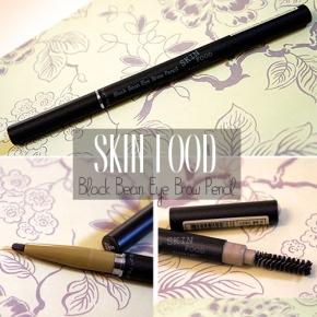 SKIN FOOD BLACK BEAN EYEBROW PENCIL[REVIEW]