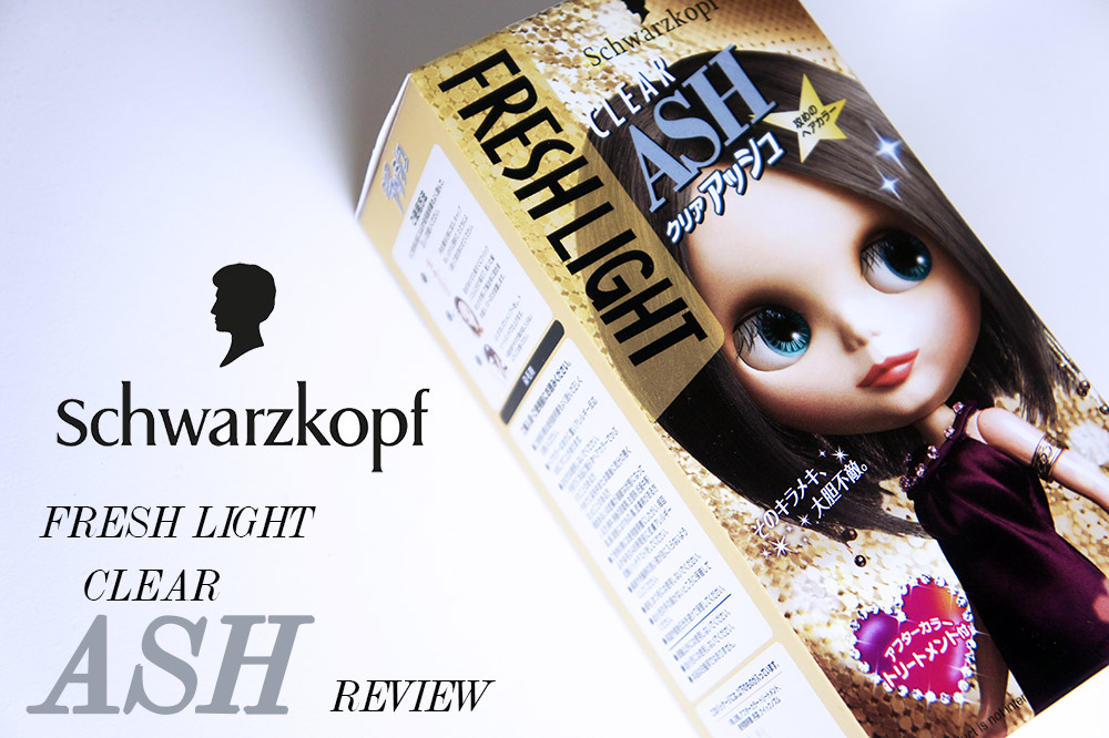 Schwarzkopf Fresh Light Clear Ash Hair Dye Review Toning Down Red  Dark Brow