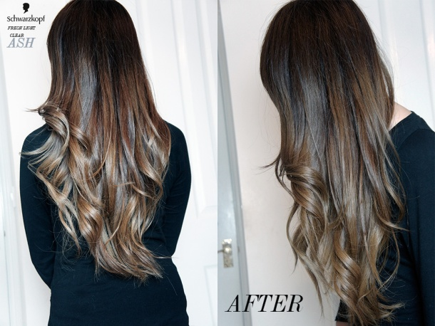 Schwarzkopf Fresh Light Clear Ash Hair Dye Review