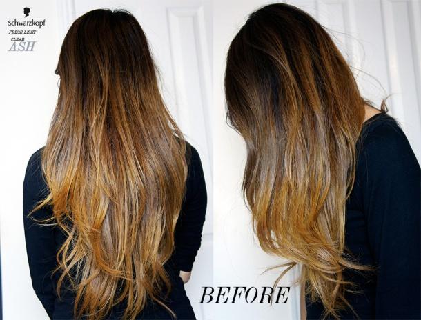 Schwarzkopf Fresh Light Clear Ash Hair Dye Review