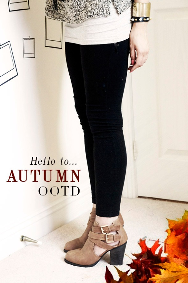 Autumn Outfit OOTD
