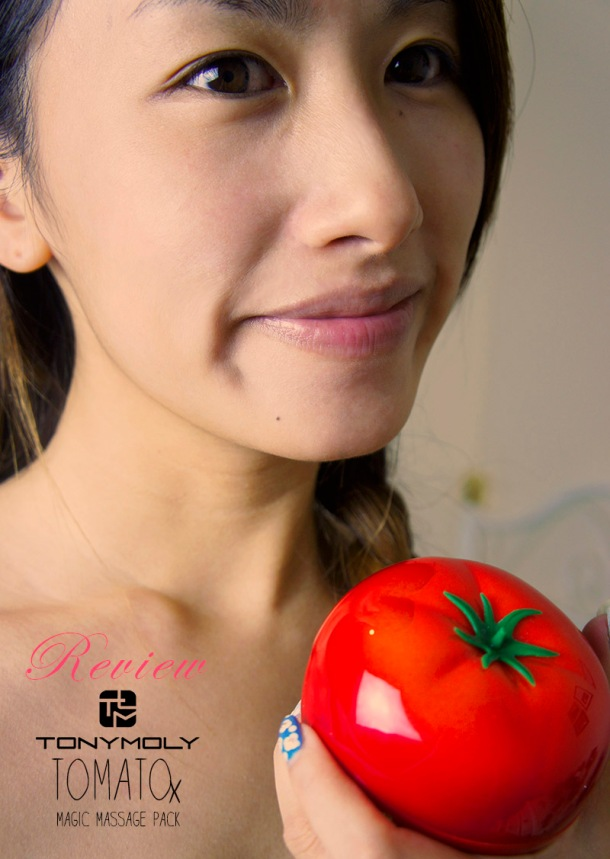 Tony Moly Tomatox Magic Massage Pack Review and results