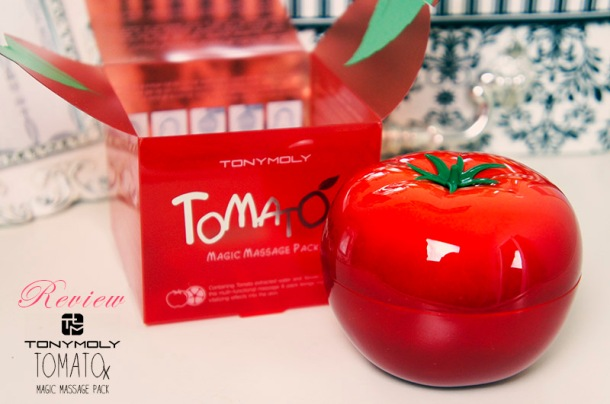 Tony Moly Tomatox Magic Massage Pack Review
